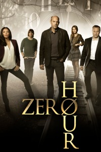 "ZERO HOUR - ABC's ""Zero Hour"" stars Carmen Ejogo as Rebecca ""Beck"" Riley, Scott Michael Foster as Arron Martin, Anthony Edwards  as Hank Galliston, Jacinda Barrett as Laila Galliston, Michael Nyqvist as White Vincent and Addison Timlin as Rachel Lewis. (ABC/BOB D'AMICO)"
